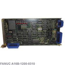 FANUC PCB - GRAPHIC PUNCH INT. A16B-1200-0310