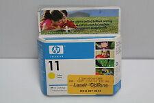 HP 11 C4838AN Yellow Ink Cartridge