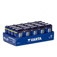 VARTA Industrial 9v Block 4022 20 Stk. (tray)
