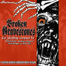 BROKEN GRAVESTONES Let Sleeping Corpses Lie CD