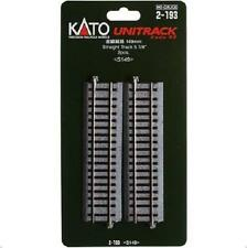 Kato 2-193 Rail Droit / Straight Track 149mm 2pcs - HO