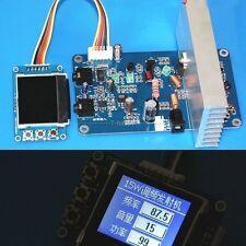 Digital LED 15W FM Transmitter Radio Station PLL Stereo frequency DC 12V DIY KIT