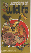 WONDERS OF WILDLIFE Comic strip in Herald Sun & Sunday mail by Haddon & Trengove
