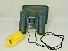 Bushnell 8 x 21 Pocket Compact Binoculars With Case and Lens Wipe