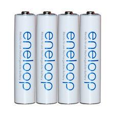 Panasonic Eneloop AAA Ni-MH Rechargeable Battery 750mAh 4pcs 2100 Cycles w/Case