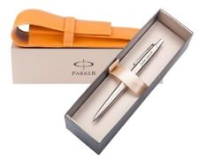 Parker Silver Collectable Ballpoint Pens