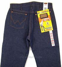 Wrangler Cowboy Cut New 13WMZ Original Fit Jeans Size 33 x 34 RIGID INDIGO #1025