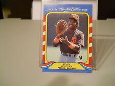 1987 FEER LIMITED EDITION #19 TONY GWYNN 18 CARD LOT