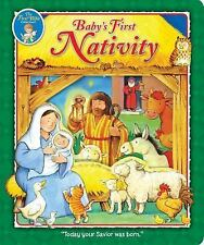 Baby's First Nativity (2016, Board Book, Special)