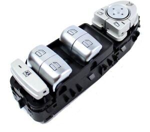 Mercedes W205 C X253 GLC C200 C300 C350  Driver Door Window Master Switch OEM