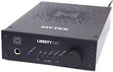 Mytek Liberty DAC Headphone Amplifier - D/A Amp Digital Audio Audiophile DSD MQA