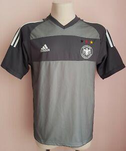 Germany2002 - 2003Away football Adidas shirt size M #10 Häuser