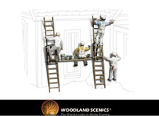 Woodland Scenics A2174 Painters Figures N Gauge
