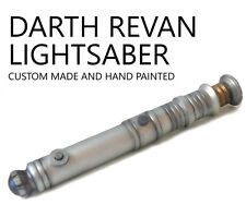Darth Revan's Sith Lightsaber Hilt Replica prop - Star Wars
