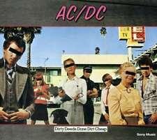 Dirty Deeds Done Dirt Cheap - Ac/Dc CD 5107602 EPIC