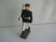 toy soldier- Portuguese Navy officer- composition