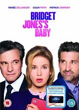 BRIDGET JONES BABY DVD New Renee Zellweger 2017