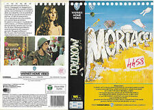MORTACCI (1989) vhs ex noleggio