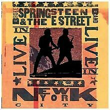 Live in New York City von Bruce Springsteen & The E S... | CD | Zustand sehr gut