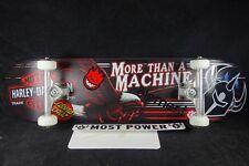 Darkstar Skateboard Complete Titanium Trucks Santa Cruz Element Spitfire Grizzly