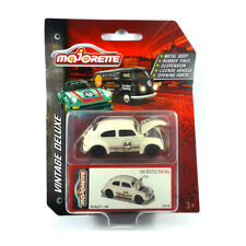 Majorette 212052016 VW T1 Food Truck Black - Vintage Deluxe Scale 1 64 °