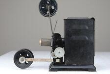 """Antica Lanterna Magica Proiettore 35mm Marchio """"ML"""" 900s Germany"""