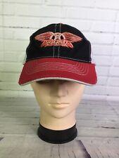 Disney World Aerosmith Rock n Roller Coaster Ride Adjustable Strapback Hat Cap