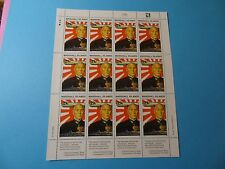 MH Marshall Islands * SC 321 WWII Battle of Savo Island * MNH Sht 12 * W48