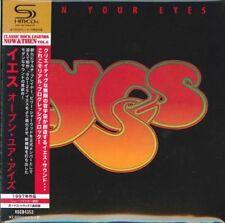 Yes-open Your Eyes-japan Mini LP Shm-cd Bonus Track G35