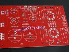 6Z4+6N3/GE5670 Tube Preamplifier HIFI Stereo Tube Preamp Rectifier Amplifier PCB