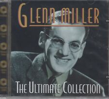 """Glenn Miller """"The Ultimate Collection"""" NEW & SEALED CD 23 Tracks 1st Class Post"""