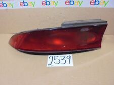 95 - 99 MITSUBISHI ECLIPSE DRIVER Side Tail Light Used Rear Lamp #2539