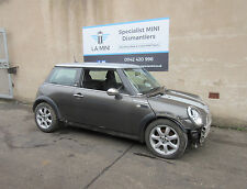 Breaking MINI R50 Parklane - Engine - Gearbox  - Full Leather - Alloy Wheels