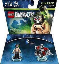 LEGO Dimensions DC Comics Bane Fun Pack 71240 new