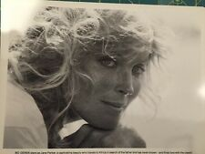 "Bo Derek 1981, ""Tarzan, The Ape Man"" movie screen production concept art photo"