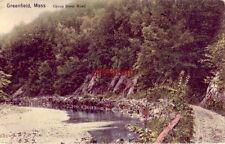 Pre-1907 Greenfield, Ma Green River Road 1907