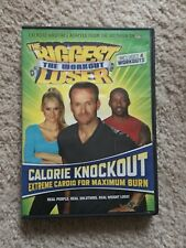 Biggest Loser Workout Dvd - calorie knockout