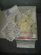 Annette Funicello Dream Keeper Doll Limited Edition Bears Nib With Coa