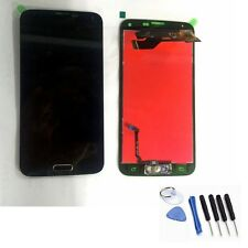 BLK LCD Touch Screen Replacement for Samsung Galaxy S5 i9600 G900A + Home Button