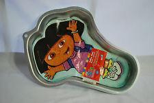 Dora the Explorer Girl Cake Pan by Wilton 2105-6300 2003 New