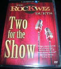 Rockwiz Duets Two For The Show (Australian Region 4) DVD (New Not Sealed)