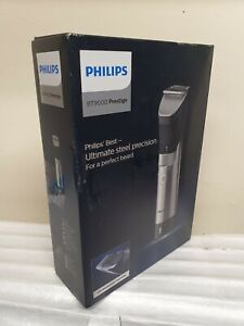 Philips Series 9000 Prestige Corded/Cordless Beard Trimmer BT9810/13
