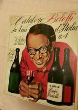 CATALOGO BOLAFFI DEI VINI D'ITALIA  N.4