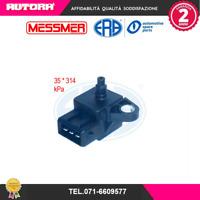 550666-G Sensore, Pressione collettore d'aspirazione Bmw (ERA).