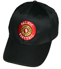 Pacific Electric Railway Embroidered Hat [hat94]