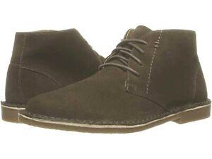 Nunn Bush Size 8.5 Wide Chukka Brown Boots New Mens Shoes