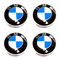 Original BMW Nabenabdeckung / Nabendeckel mit Chromrand