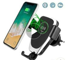 10W 7.5 W Fast Wireless and Cable Car Charger