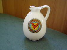 NEWPORT MONMOUTH CREST - CHICHESTER EWER - GOSS CRESTED CHINA
