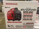 BRAND NEW Honda EU2200i Portable inverter Generator 2200 Watt - SEALED BOX